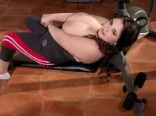 The Lavina Dream Sexy Work-Out