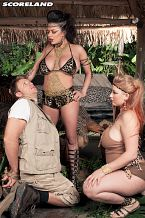 The Sex Rituals of Mamazons Alexis & Shyla